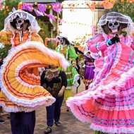 El Dusty, Piñata Protest and More to Play 7th Annual Dia De Los Muertos Festival This Month