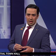 Lin-Manuel Miranda Played Julián Castro on Latest <i>SNL</I>, and the Internet is Going Crazy Over It