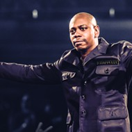 Dave Chappelle to Perform Two More Nights at the Aztec Theatre