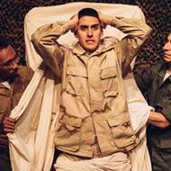 Pulitzer-Nominated <i>Elliot, A Soldier's Fugue</i> Opens at The Classic Theatre This Weekend