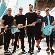 Relive the Days of Warped Tour When Simple Plan, We the Kings Play the Aztec