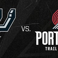 Spurs Taking On Portland Trail Blazers at the AT&T Center on Saturday