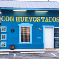 New Breakfast Taco Spot Con Huevos Opens on San Antonio's East Side