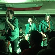 Drive By Truckers Brought Politics, Overdriven Country Rock to Texas' Gruene Hall on Saturday