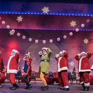 A Naughty Elf Premieres at The Public:<i> Elf The Musical</i> Is a Holiday Spectacle for the Whole Family