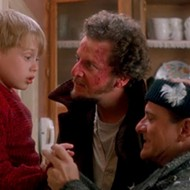 Get Into the Holiday Spirit with a Free Screening of <i>Home Alone</i> at Travis Park