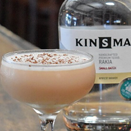 Kinsman Rakia Kicks off San Antonio Holidays with Brandy Alexander Tour