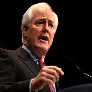 John Cornyn Blames Democrats After Being Ripped By Houston Police Chief for Inaction on Violence Against Women Act