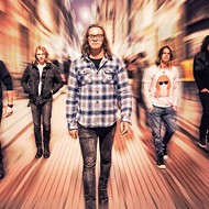 Flannel Time: 90s Alt-Rockers Candlebox Returning to San Antonio