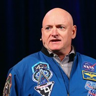 Dispatches Post-Orbit: Astronaut Scott Kelly Is Here to Educate San Antonio on Everything Outer Space