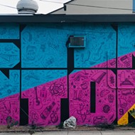 Local Artist Matt Tumlinson Unveils Mural Celebrating All Things Puro San Antonio