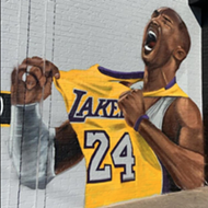 San Antonio-Area Restaurant Adds Kobe Bryant Mural Following His Death