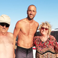 Retired Spur Manu Ginobili Helped a Grandmother After She Fell at the Beach — Because He's Perfect