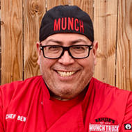The Takeaway: Benjie's Munch Owner Doesn't Waste Food — Or Diners' Time
