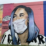 San Antonio's Cardi B Mural Gets a Coronavirus-Themed Update — And the Rapper Approves