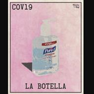 San Antonio Artist Creates Puro Pandemic Loteria
