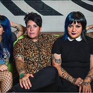 Review: San Antonio's Fea Seizes on Video Streaming and Delivers Riot Grrrl Punch With Bikini Kill Set