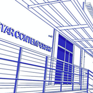 San Antonio's Blue Star Contemporary Offers Downloadable Coloring Book With a Familiar Southtown Setting