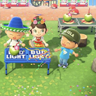 Gamer Recreates San Antonio's Fiesta in Nintendo's <I>Animal Crossing: New Horizons</I> — Porta Potties and All