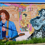 San Antonio Muralist David Blancas Hosts Bimonthly Videos to Bring Culture into Quarantine