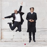 San Antonio's Musical Bridges Presents Italian Comedic Musical Duo in Online Performance