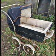 San Antonio Social Media Goes Off on Haunted AF Baby Carriage