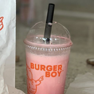 San Antonio Staple Burger Boy's Big Red Milkshake Is Making a Comeback