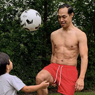 Joaquin Castro Teases Twin on Twitter — by Posting Thirst Trap of the Former San Antonio Mayor