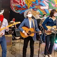 San Antonio Classic Country Band the Texases to Livestream from Lonesome Rose on Saturday