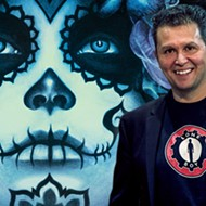 San Antonio Science Fiction Artist John Picacio Wins Award for Opening Door to Mexicanx Talent