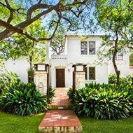 A Mansion Now on the Market in Alamo Heights Looks Like a Clone of the McNay Art Museum