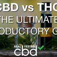 CBD vs THC: The Ultimate Introductory Guide
