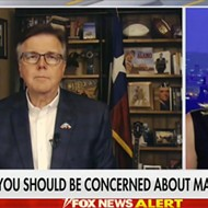 Assclown Alert: Dan Patrick Warns That Mail-In Ballots Will End Democracy Itself