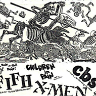 These Flyers from the '70s and '80s Tell the Story of San Antonio's Golden Age of Punk