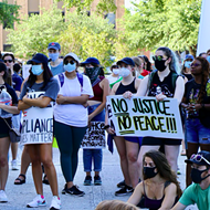 Organizers of San Antonio's Black Lives Matter Protests Represent a New Generation of Activism