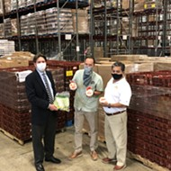 Tortilla Company Donating 37,000 Servings of Its Products to San Antonio Food Bank