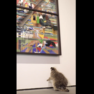 San Antonio Zoo Animals Visit the McNay Art Museum in Super Cute Instagram Post
