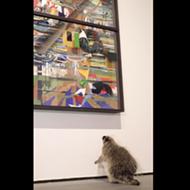 San Antonio Zoo Animals Visit the McNay Art Museum in Super Cute Instagram Post