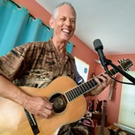 King William Association's Next Livestreamed Concert to Feature Singer-Songwriter Rudi Harst