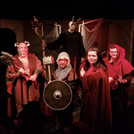 San Antonio Comedy Troupe's <i>Die of the Beholder</i> Streams D&amp;D Antics Into Our Living Rooms