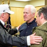 Sen. John Cornyn Still Won't Push Back at Trump, Even After He Threatens to Delay Election