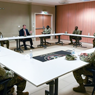 Army Secretary Meets with Military Leaders at Fort Hood, Deploys Outside Investigators