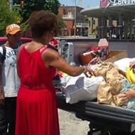San Antonio Rock Band Will Host Its 95th Monthly Food and Clothing Drive for the Homeless on Sunday