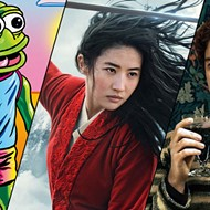 Cinematic Spillover: Short reviews of <i>Mulan</i>, <i>I'm Thinking of Ending Things</i>, <i>Feels Good Man</i> and More