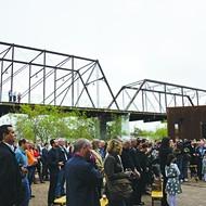 Brewing Controversy: City Of San Antonio Negotiating With Hays Street Bridge Restoration Group