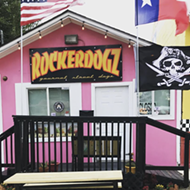 Gourmet Hot Dog Cart RockerDogz Opens Brick-and-Mortar Location in South San Antonio