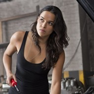 Actress and San Antonio Native Michelle Rodriguez Gives Trump Ultimate Backhanded Compliment