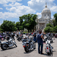 500 Bikers Rallied In Downtown Waco This Weekend