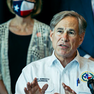 Greg Abbott's Talk on Punishing Cities for Cutting Police Budgets Unlikely to Yield Legislative Action