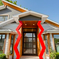 This $675,000 Home Is the Artiest, Most-Stylish Property for Sale in Southtown Right Now